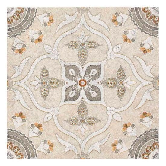 Sweden Pattern Tile design on eurocream limestone