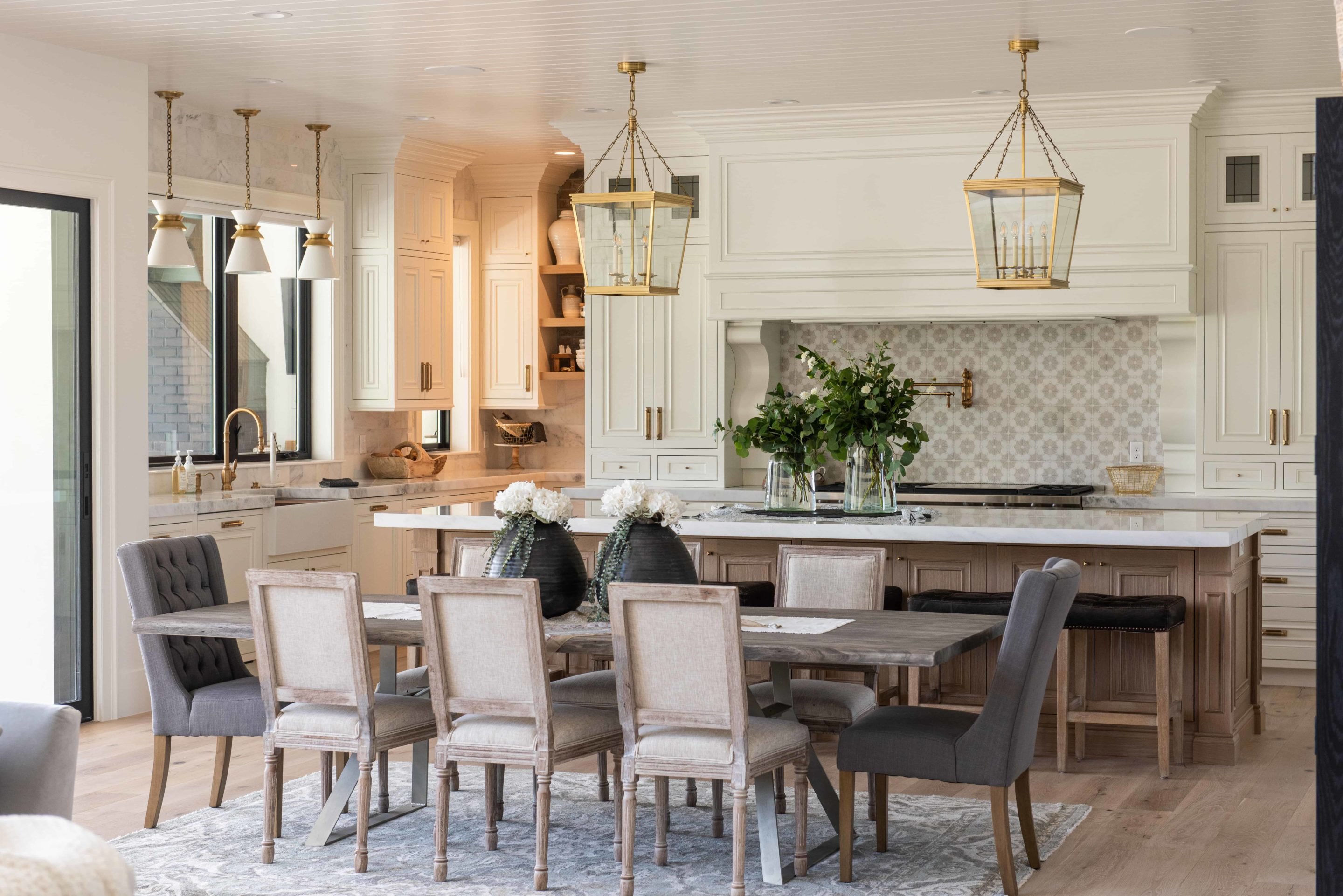 Dahlia (pearl) AST Kitchen Wide by Four Chairs Design