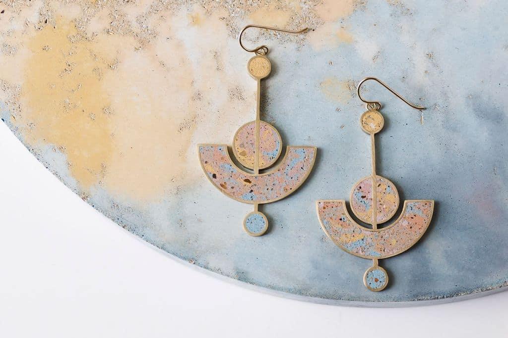 Lavalier Earrings
