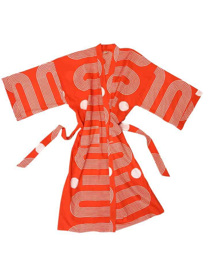 Sidewinder Robe