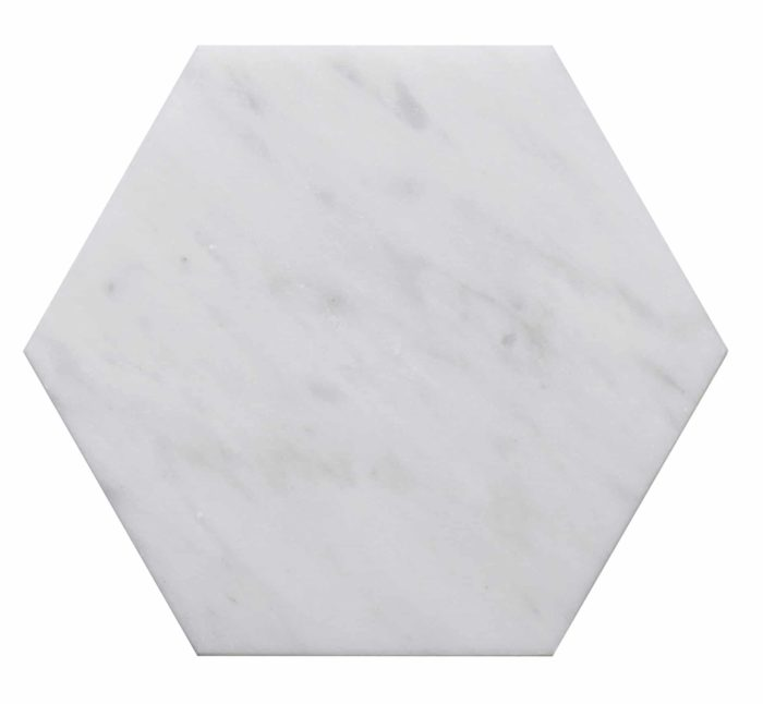 Carrara Hex Tile
