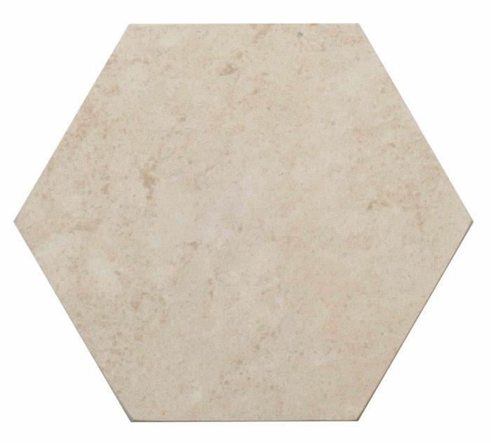 Limestone Hex Tile