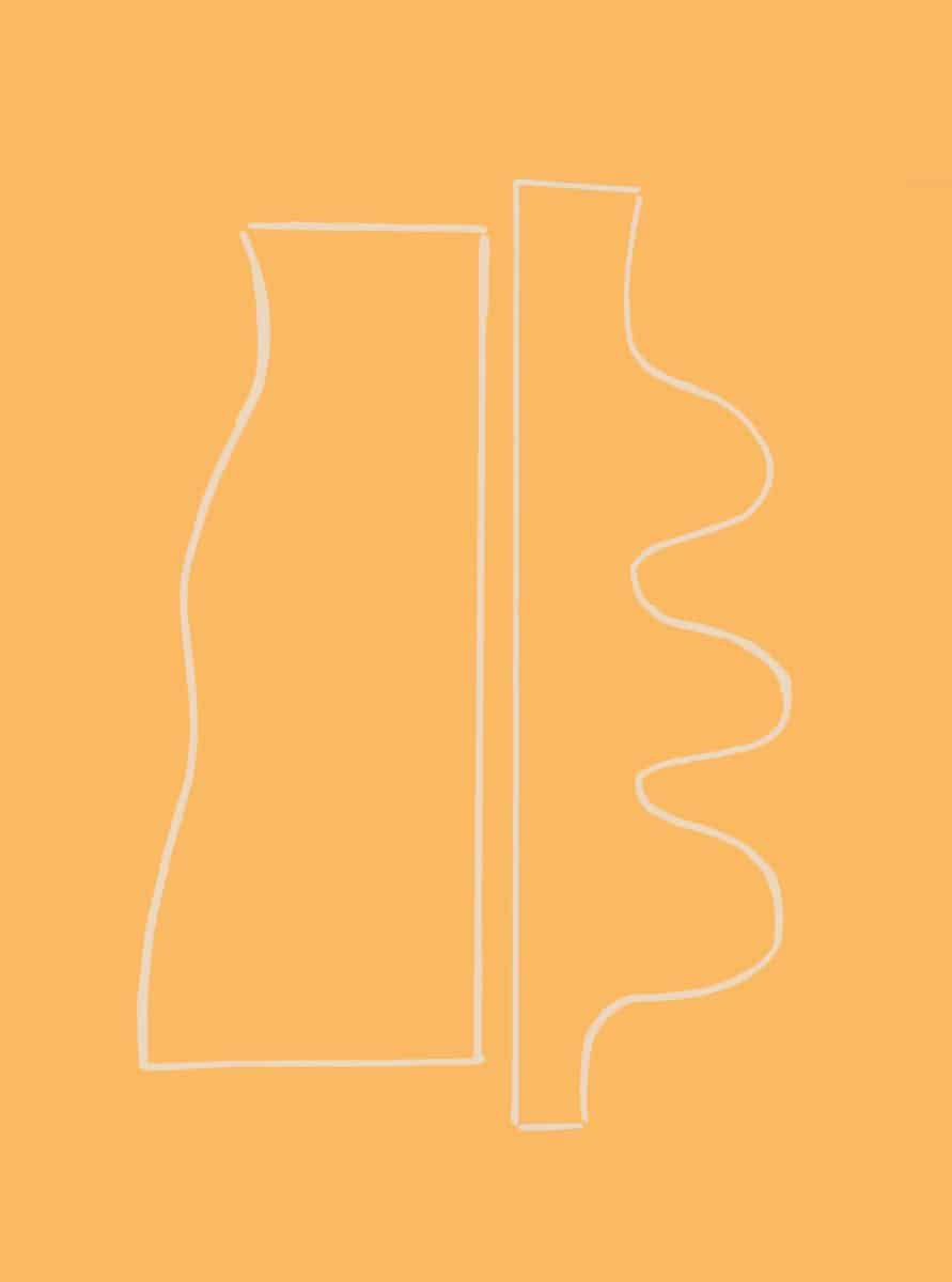 Mandy Schuster minimalist print