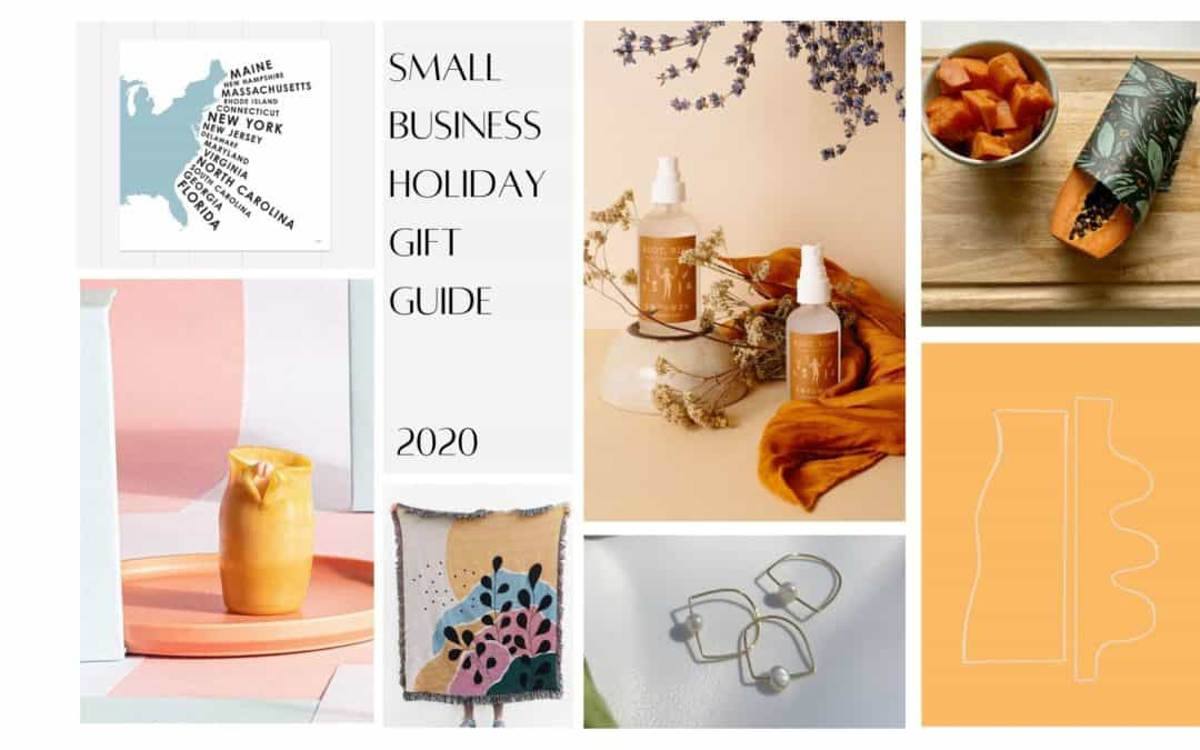 2020 Holiday Gift Guide: Small Business Finds
