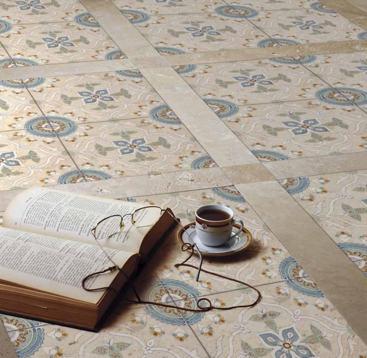 Sweden floor detail
