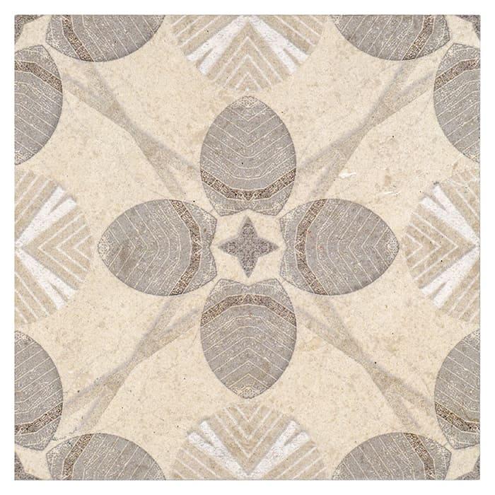 Harper Pattern (Birchwood) on Limestone