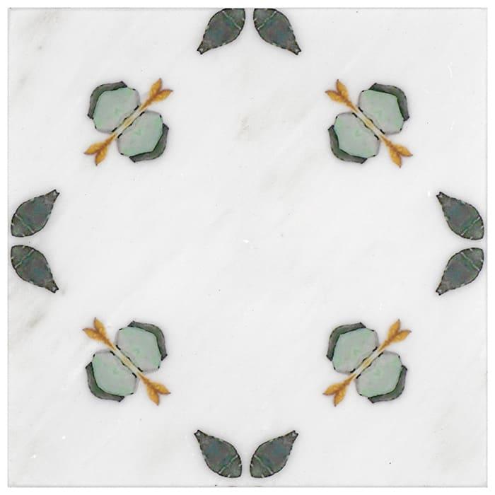 Jax Pattern (Juniper) on Carrara