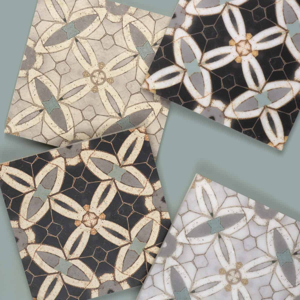 Trinity tile collection added to the quick-ship Artisan Stone tile line