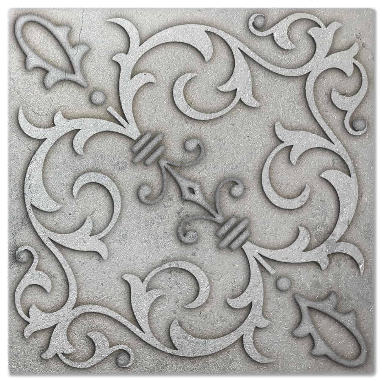 Jacquard Quartz Luster Pattern Tile