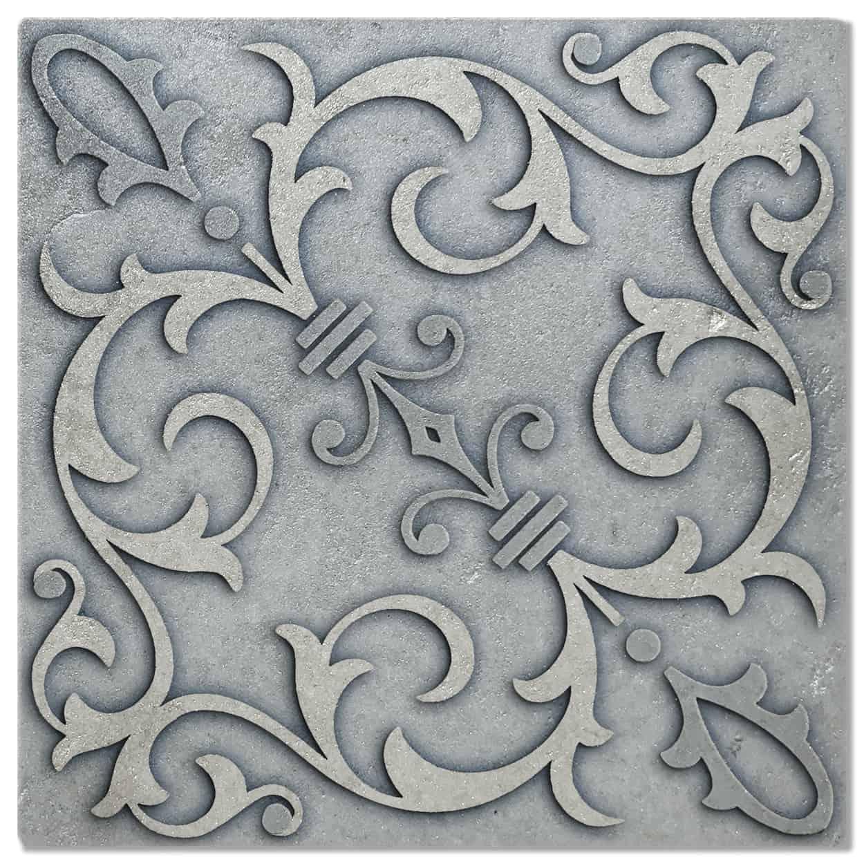 Jacquard Topaz Luster Pattern Tile