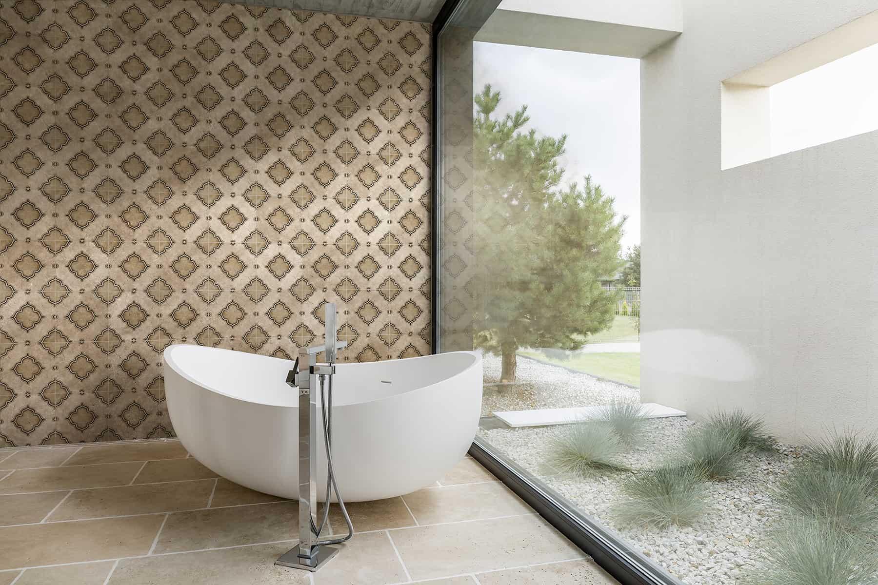 Kensington (Bisque) Durango Bathroom