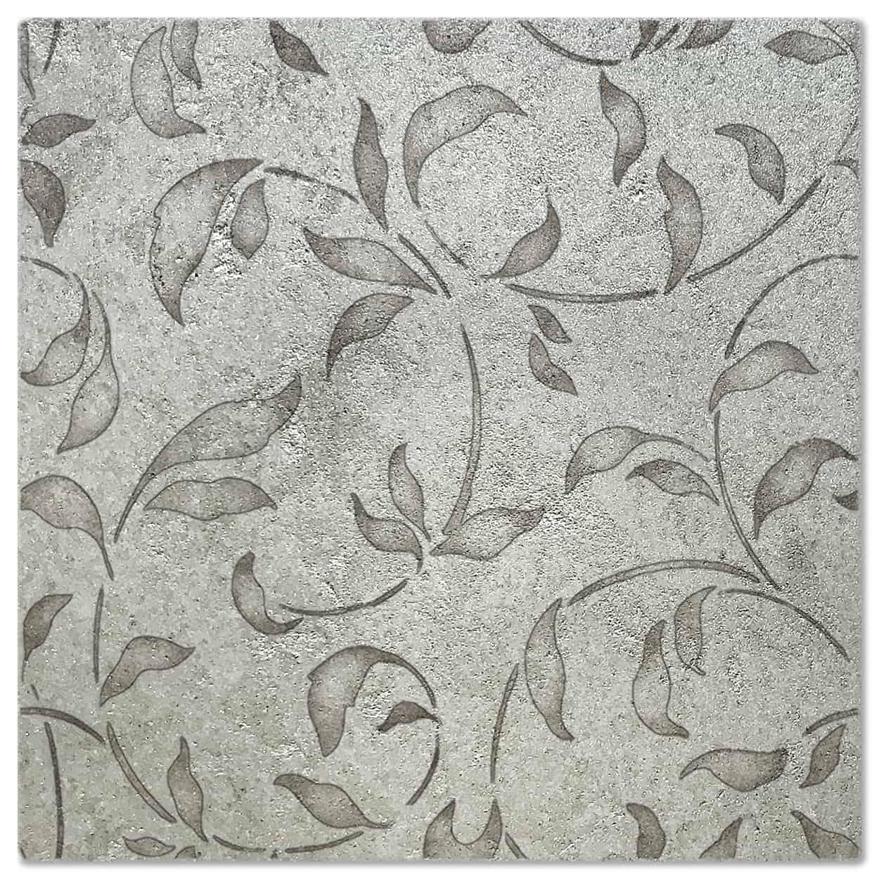 Loire Pearl Luster Pattern Tile