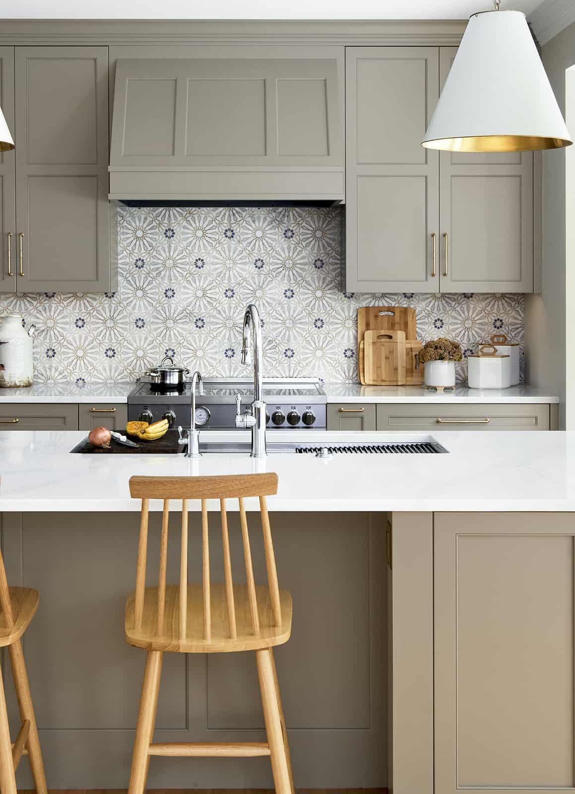 Mossalli - HR - Gold - Kitchen Cove Design Kitchen Backsplash