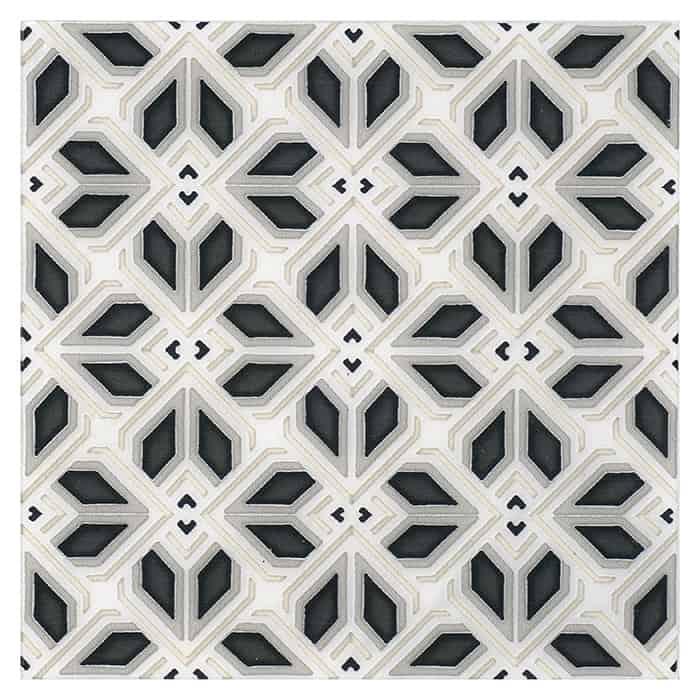 AST - PS - HR - Avery - Petite Pattern - Charcoal - Carrara