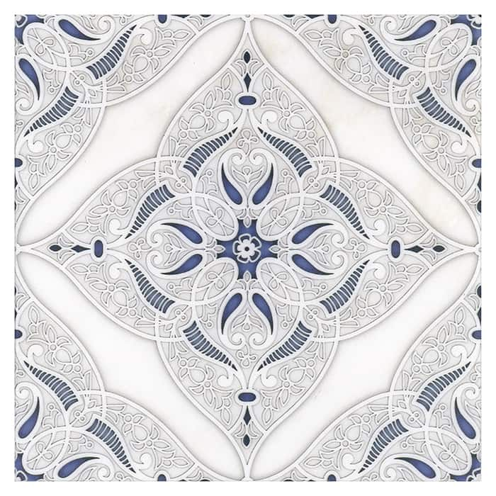 Granada - Sapphire - Carrara