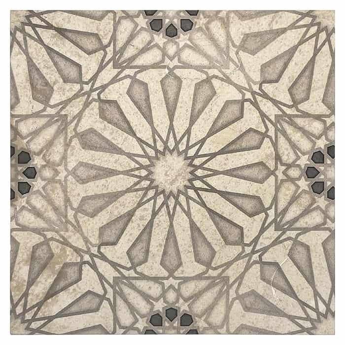 Mossalli - Silver - Limestone