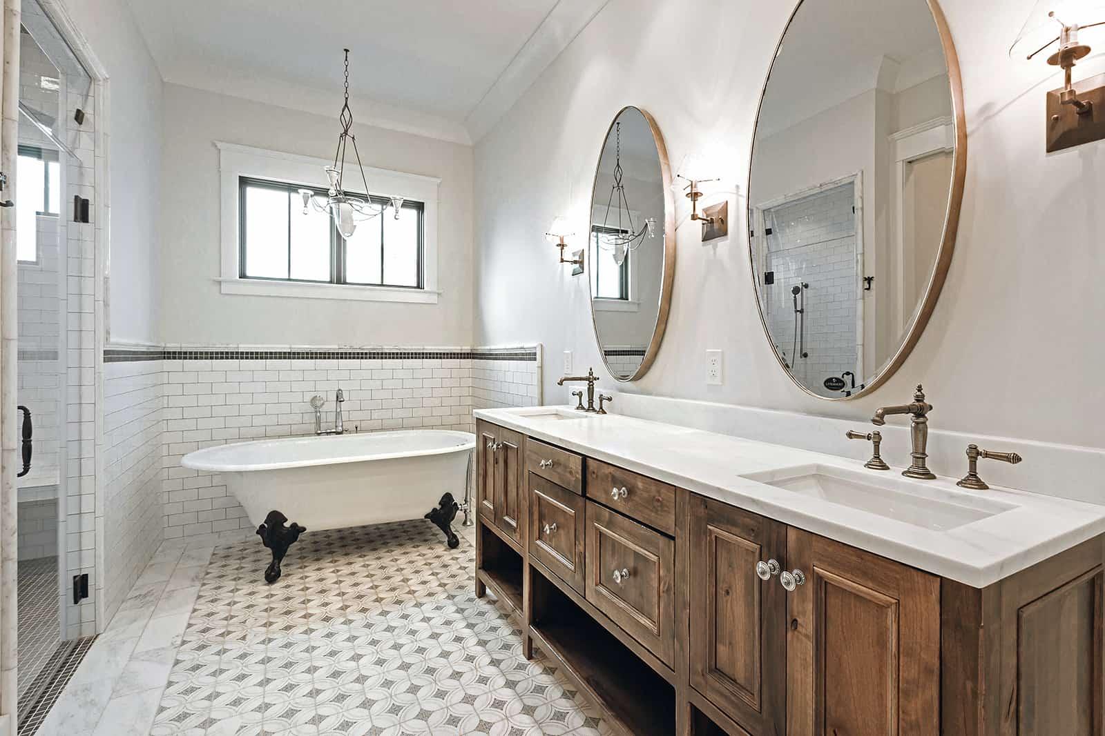 Ventana - HR - Bronze - Bathroom Floor